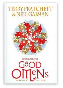 The Illustrated Good Omens - Slipcase Limited Edition - Signed by Paul Kidby - Signed Edition