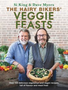 The Hairy Bikers' Veggie Feasts by Hairy Bikers - Signed Edition