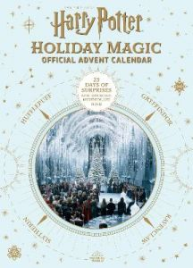 Harry Potter - Holiday Magic: The Official Advent Calendar by Titan Books (Hardback)