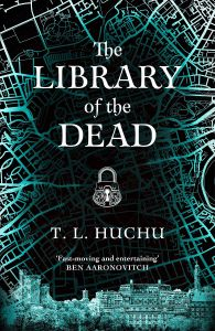 The Library of the Dead by T. L. Huchu - Signed Edition