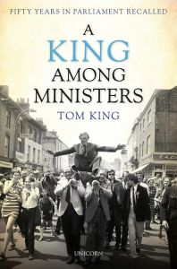 A King Among Ministers by Tom King