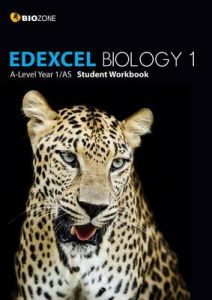 EDEXCEL Biology 1 A-Level 1/AS Student Workbook by Tracey Greenwood