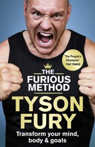 The Furious Method by Tyson Fury - Signed Edition