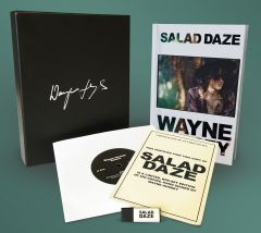 Salad Daze (Limited Edition) by Wayne Hussey - Signed Edition