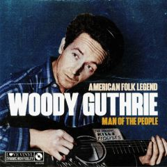 Woody Guthrie - Man of the People - Vinyl Record