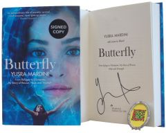 Butterfly by Yusra Mardini - Signed Edition