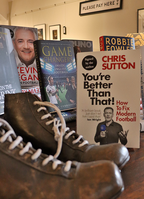 Signed Sports Books